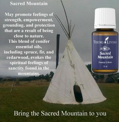 Sacred Mountain