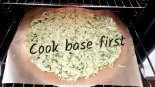 Cook base first
